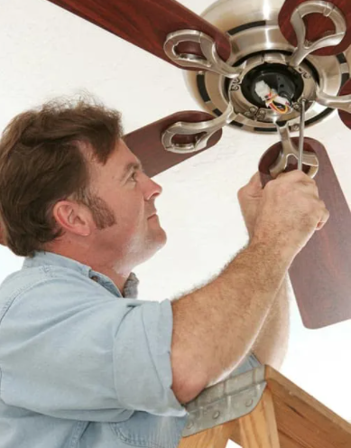 3 Common Problems With Ceiling Fans and Their Solutions